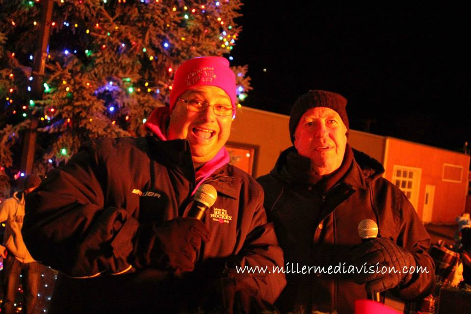 christmasintheville parade 2013 event coordinator