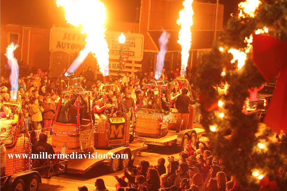christmas in the ville flames and fire 7