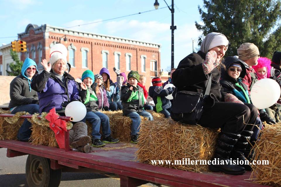 fowlerville christmas in the ville hayride 2